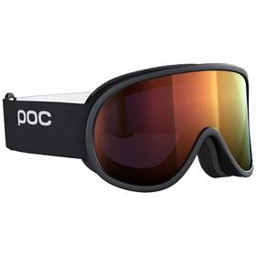 POC Retina Clarity Lunettes de protection, uranium black/spektris orange